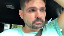 """Entre lágrimas, Ferdinando Valencia ofrece noticias del """"vía crucis"""" que viven con la salud de su hijo Dante"""
