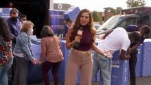 Felices de poder ayudar, Univision 41 NY repartió colchones a las familias afectadas por el huracán Ida