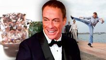 Ladrón de joyas escapa en patineta gracias a que la gente se distrajo viendo a Jean-Claude Van Damme