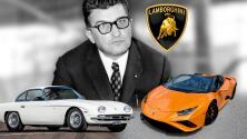 La Historia de Lamborghini Automobili | Historias A Bordo