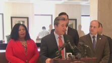 Legislatura Estatal ofrece conferencia de prensa para entregar detalles del proyecto que reformaría los condominios de Miami