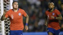 Arturo Vidal le deseó suerte a 'Nico' Castillo por su llegada al América