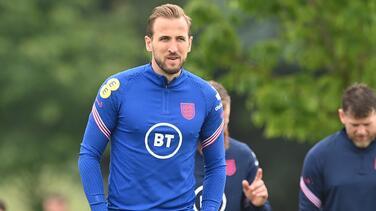 Kane vuelve a ausentarse del entrenamiento del Tottenham