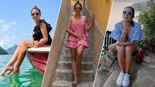 """""""Recargar, agradecer y conectar"""": Maity Interiano comparte las fotos de sus vacaciones por Italia"""