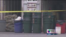 Balacera en centro de reciclaje deja un muerto