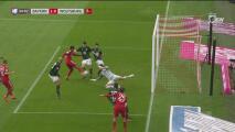 Gnabry abre el marcador y tiene ganando 1-0 al Bayern Múnich ante el Wolfsburg