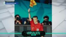 ¡Emotivo mensaje! La Selección Argentina te invita a quedarte en casa