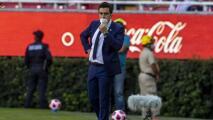 Michel Leaño fue claro: 'No echemos campanas al vuelo'