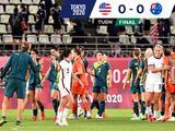 Estados Unidos pasa a Cuartos  de Final en futbol femenino