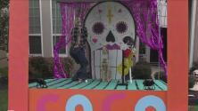 Esta familia de San Antonio transformó su casa en 'La Casa de Coco'