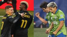 Columbus contra Seattle, la última batalla por la gloria de MLS