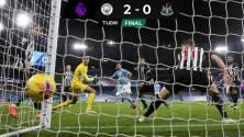 El City vence a Newcastle a medio gas y ya prepara el juego del lunes