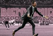 Diego Alonso es el primer director técnico en la historia del Inter Miami