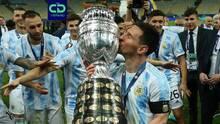 """Lionel Scaloni sobre Messi: """"Nos ha hecho las cosas tan fáciles"""""""