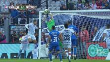 Gudiño se viste de héroe y ataja la última oportunidad de Cruz Azul para igualar