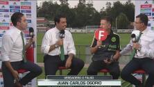 """Juan Carlos Osorio: """"Es injusto que se ponga en duda mi continuidad"""""""