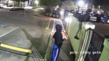 Se buscan acusados de robar carros y agredir a un oficial en Houston