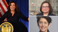 Kathy Hochul se prepara para comenzar a gobernar Nueva York: habrá más mujeres en su gabinete