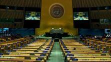 ONU teme que la Asamblea General sea un evento de contagio masivo