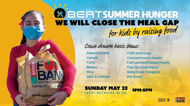 Beat Summer Hunger