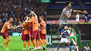 Increíble error de Strakosha le dio el triunfo al Galatasaray