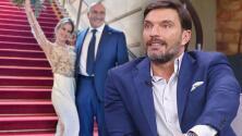 """Julián Gil confiesa cuándo es """"la boda, boda"""" de su amiga Altair Jarabo"""