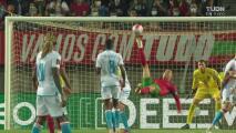 ¡Salva una chilena de CR7 y luego regala el 0-4! Palhinha castiga a Moris