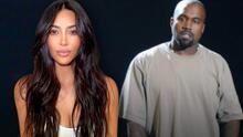 Kim Kardashian reacciona al cambio de nombre solicitado por su ex Kanye West