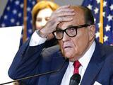 """Washington DC también suspende la licencia de abogado a Giuliani por falsas alegaciones sobre """"fraude electoral"""""""