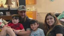 Familiares piden donativos para la familia afectada por el accidente registrado en una carrera de autos en Kerville