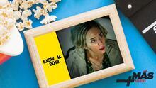 En la alfombra roja de 'A Quiet Place', la nueva película de terror de Emily Blunt