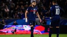 Francia y Portugal, a escena... Así puedes ver la Eliminatoria UEFA