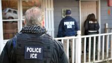 49 agentes de 'la migra' fueron necesarios para arrestar a esta familia