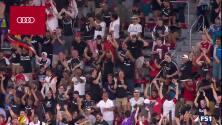 Con asistencia de Rooney y fantástica definición Luciano Acosta quema las redes, D.C. 1-0 Atlanta