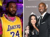 Vanessa Bryant califica de irrespetuosa la canción Meek Mill sobre Kobe Bryant