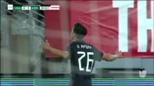 ¡GOOOL! Uriel Antuna anota para Mexico