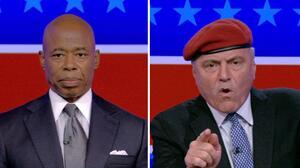 Así fue el último debate a la alcaldía de NYC