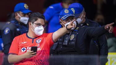 """Concacaf,""""extremadamente decepcionada"""" por grito en el Azteca"""