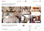 ¿Cuánto pagarías por dormir en una furgoneta en el corazón de NYC?