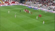 ¡Sobre la hora! Montenegro le saca el empate a Turquía en gran sorpresa