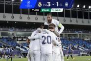 De la mano de Benzema y Modric, Real Madrid avanzó a Cuartos sobre Atalanta