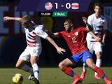 Un renovado Estados Unidos derrota a Costa Rica