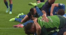 ¡Liquidaron! Pessina firma el 2-0 de Italia ante Austria