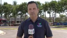 Abogados piden la devolución del celular decomisado al presentador de Univision Arizona, León Felipe González, por parte de la policía