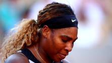 """""""Pique"""" entre Dominic Thiem y Serena Williams en la sala de prensa de Roland Garros"""