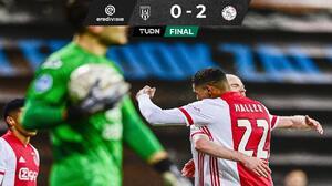 Titularidad firme de Edson y Ajax sostiene la cima en Holanda