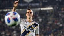 Zlatan Ibrahimovic puso en duda su continuidad con LA Galaxy