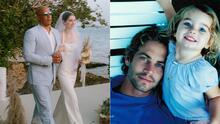 📸 Vin Diesel acompaña al altar a la hija de Paul Walker en su boda