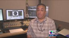 Edgar Zambrano, un amante de la radio