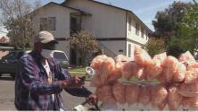 Vendedores ambulantes de Fresno fortalecen la organización y se coordinan por su seguridad